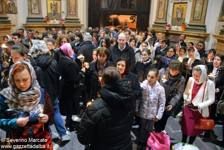 Pasqua ortodossa per 16mila persone