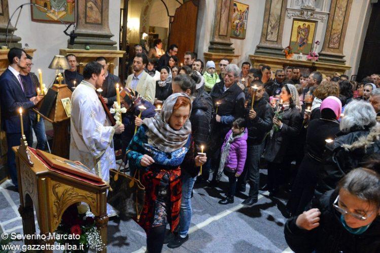 Pasqua ortodossa per 16mila persone 1