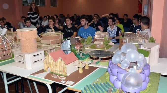 I padiglioni Expo rivisti dagli studenti geometri