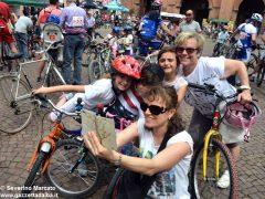 Alba in bici: la fotogallery 2