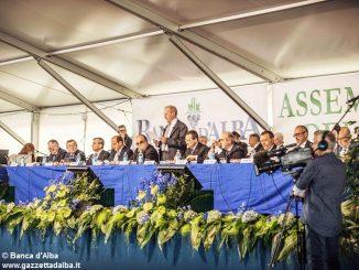 Banca d'Alba, Tino Cornaglia è il nuovo presidente 1