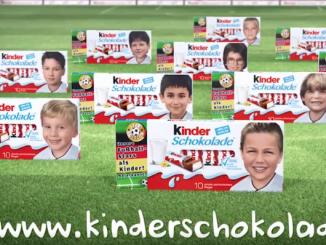 """Movimento tedesco anti-Islam: """"No ai giocatori di origine straniera sulle confezioni Kinder"""""""