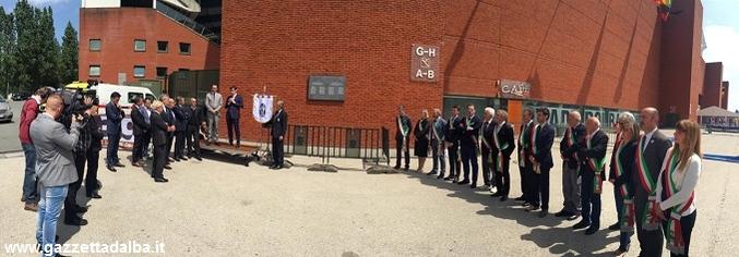 31 anni fa la tragedia dell'Heysel: anche Cirio alla commemorazione