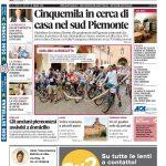 La copertina di Gazzetta d'Alba del 24 maggio 2016