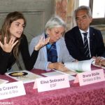 Bra: cittadinanza onoraria a Elisa Sednaoui