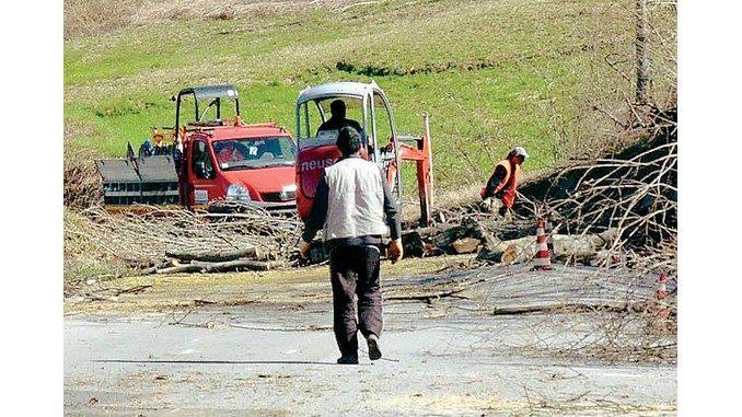 Frane e strade, la Provincia  ha iniziato ad aprire i cantieri