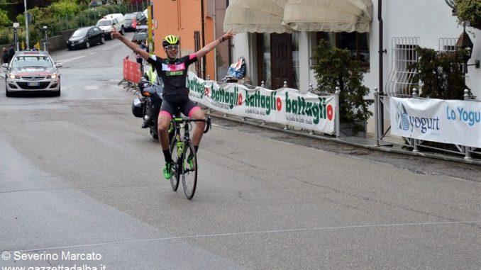 Bertaina vince il Gp etico Unesco di ciclismo 8