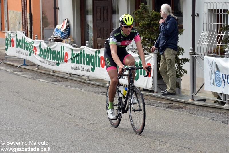 Bertaina vince il Gp etico Unesco di ciclismo 7