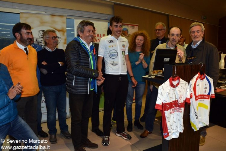 Bertaina vince il Gp etico Unesco di ciclismo 1