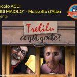 Concerto dei Trelilu a Mussotto