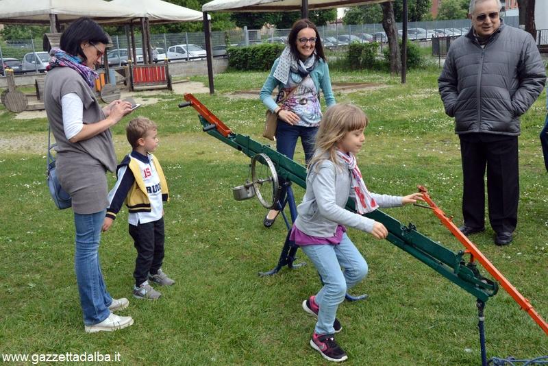 Mamma, papà, giochiamo al parco Sobrino. Sabato 21 il bis 35