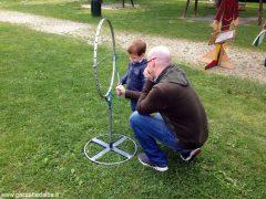 Mamma, papà, giochiamo al parco Sobrino. Sabato 21 il bis 5