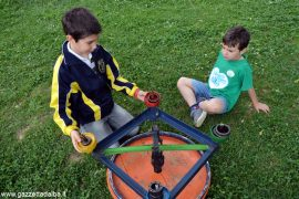 Mamma, papà, giochiamo al parco Sobrino. Sabato 21 il bis 28
