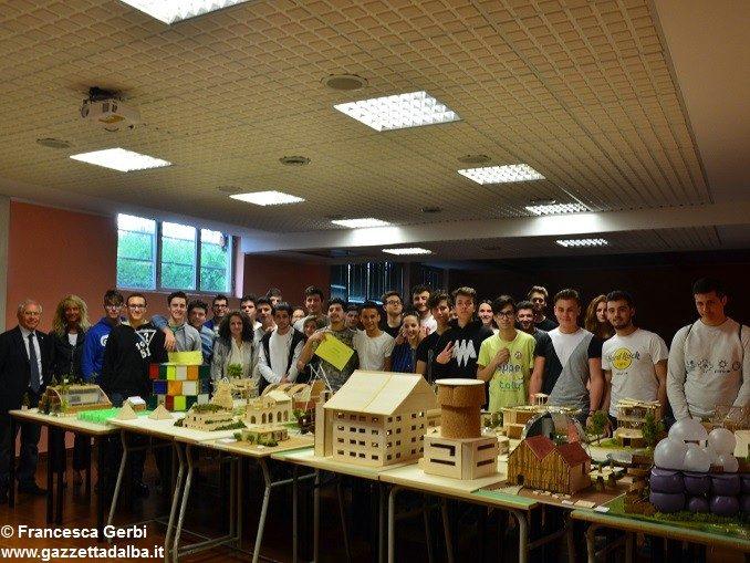 Alba, gli studenti progettano la loro Expo 1
