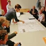 L'amministrazione incontra i quartieri per mostrare le procedure da seguire in caso di emergenza