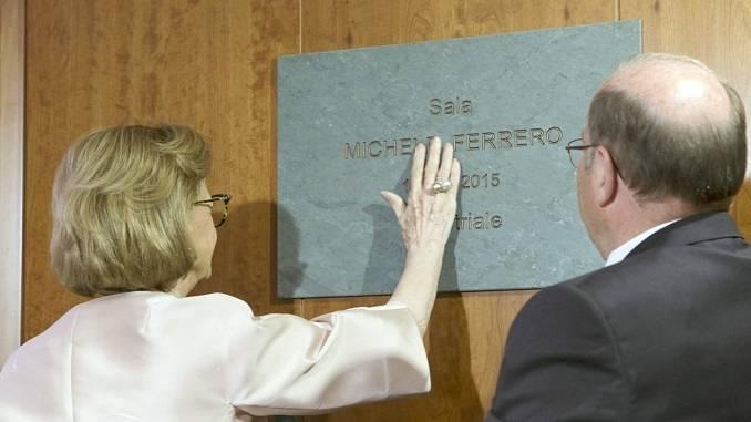 """Il salone di Confindustria Cuneo per Michele Ferrero: """"Un esempio ineguagliabile"""" 2"""