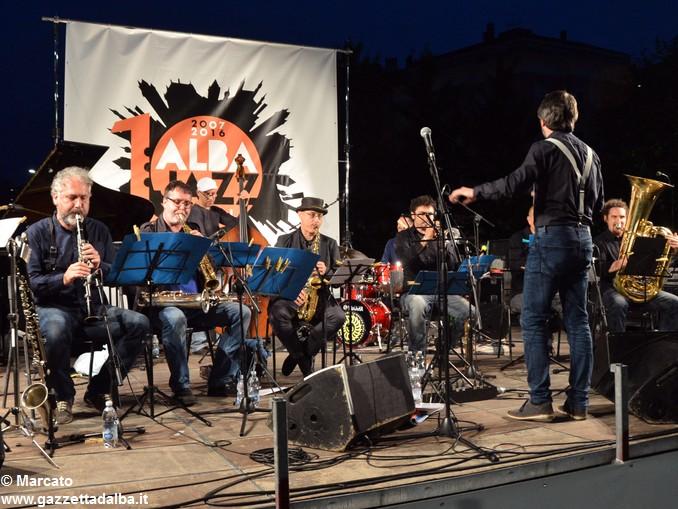 Alba jazz Lydian orchestra 8