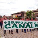 Gli Alpini canalesi sfileranno in via Roma per la festa sociale