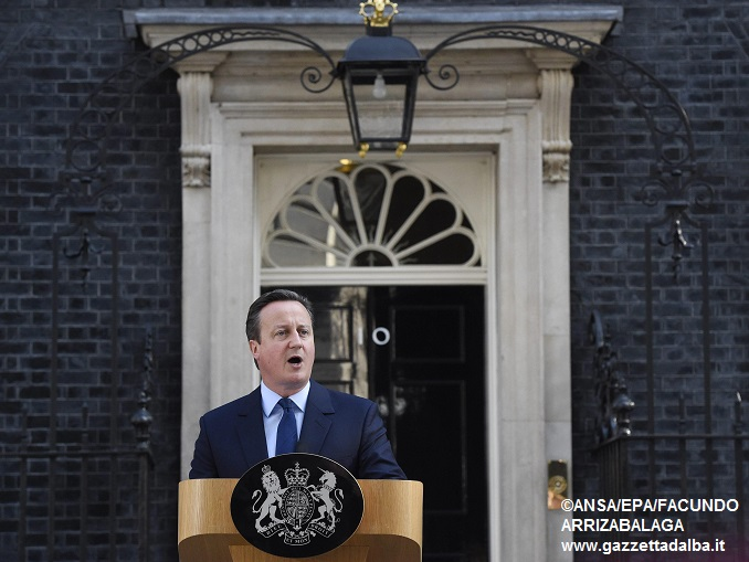 Reactions on British vote to leave EU – Cameron resigns