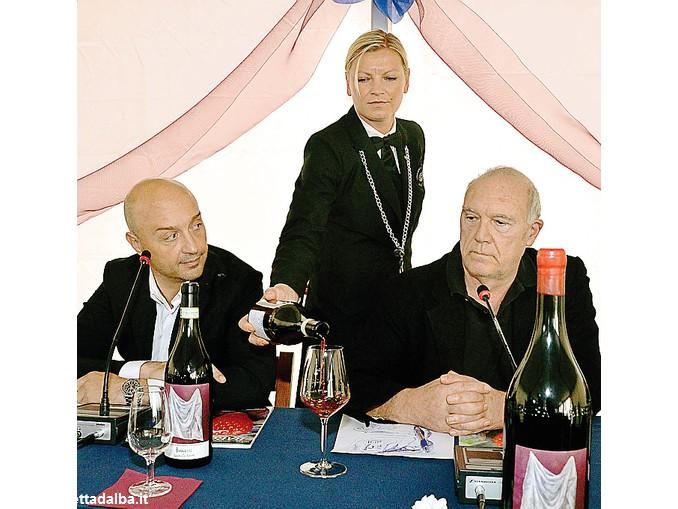 Bastianich a Barolo