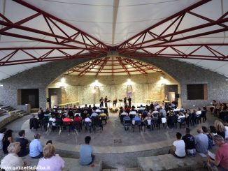 Inaugurato il Teatro della pietra, arena da 150 posti