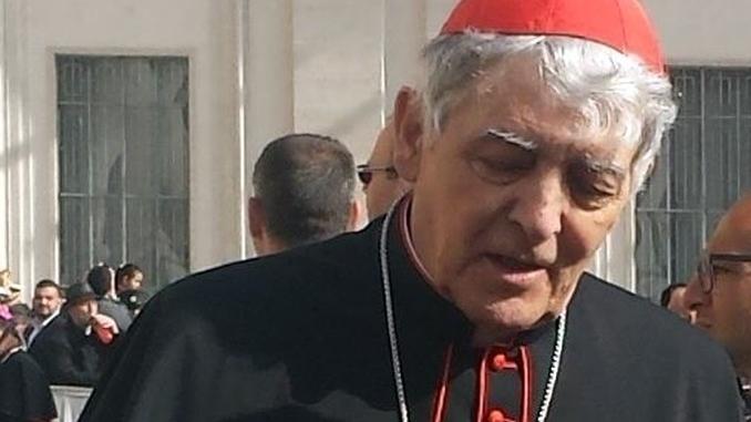 Recuperare la speranza, il saluto del cardinale Menichelli