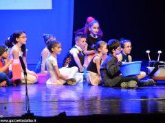 Un premio per lo spettacolo delle quarte elementari di Mussotto
