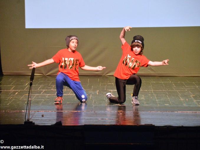 Un premio per lo spettacolo delle quarte elementari di Mussotto 4