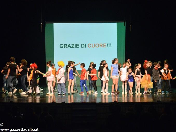 Un premio per lo spettacolo delle quarte elementari di Mussotto 7