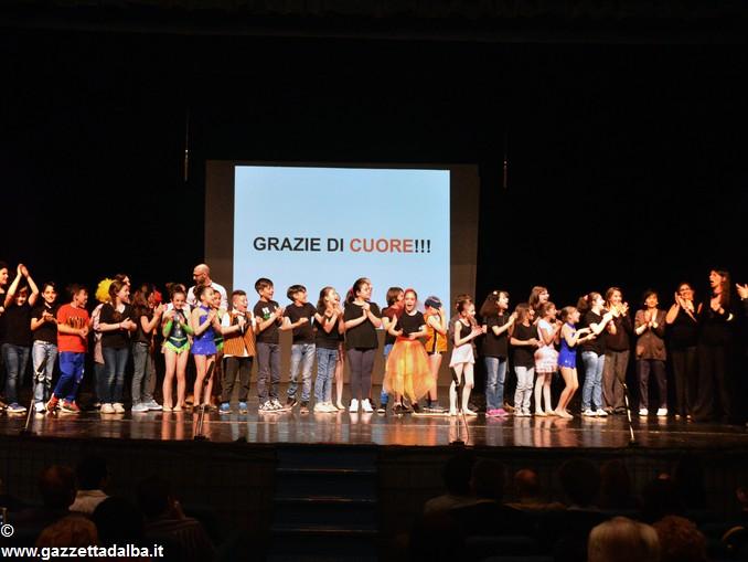 Un premio per lo spettacolo delle quarte elementari di Mussotto 8