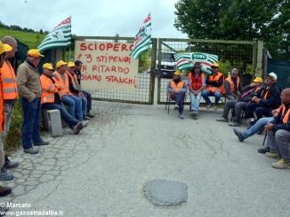 Ospedale di Verduno, rientra lo sciopero dei lavoratori della Alba-Bra 2