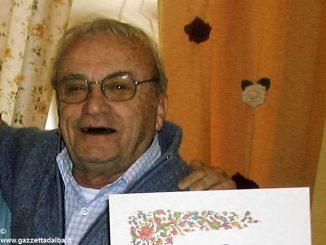 L'addio dei canalesi a Dalzo Bracco