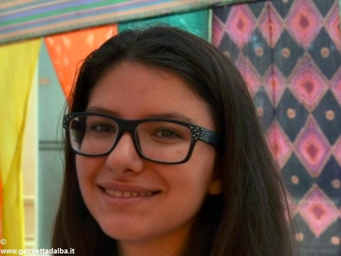 Studentessa al Festival di Venezia
