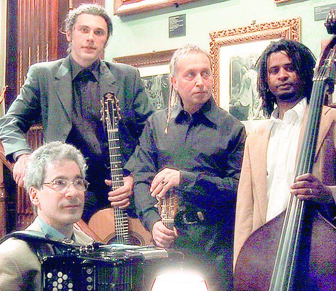 Jazz e lirica per Cambi di stagione