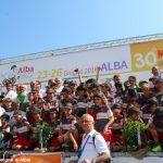 Vittoria lombarda al Meeting giovanissimi di Alba