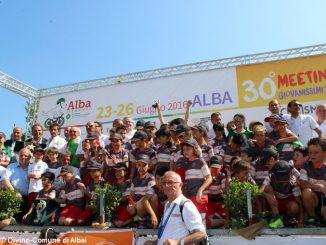 Vittoria lombarda al Meeting giovanissimi di Alba 1