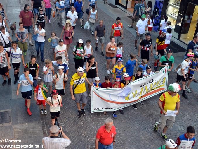 Meeting ciclismo sfilata (2)