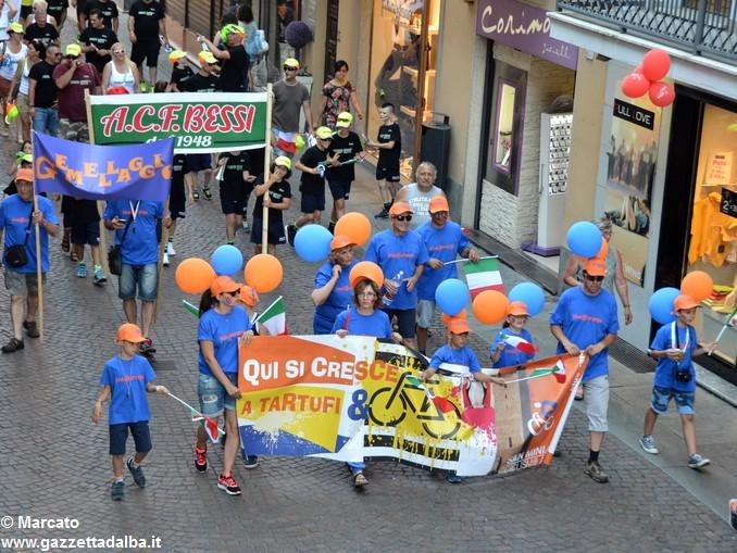 Meeting ciclismo sfilata (4)