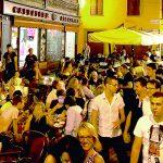 Movida y comida: il martedì sera si anima di musica
