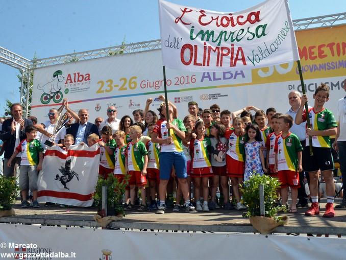 Olimpia Valdarnese – seconda assoluta – 1 – AAA