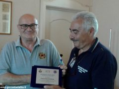 Canale celebra i 20 anni di Protezione civile 6