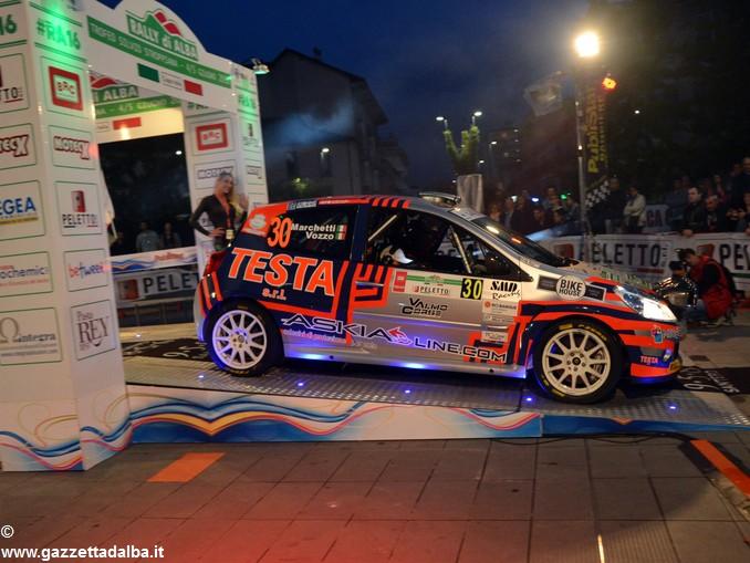 Il Rally di Alba è dolce come il… Miele 9