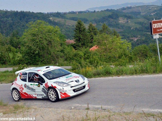 Sabato e domenica torna il Rally di Alba 1