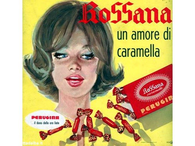 Le caramelle Rossana saranno prodotte a Castagnole