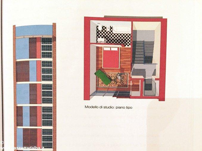 Renato Maiolo sogna la torre albergo di 7 piani 1