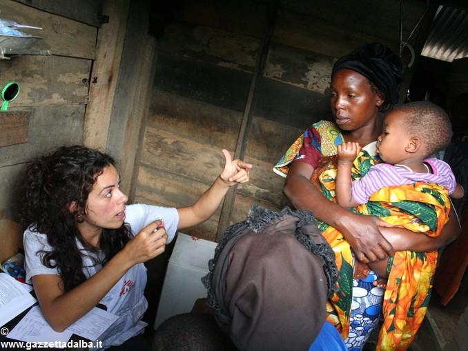 Sara Vaschetto, clinica mobile, Nord Kivu (RDC)