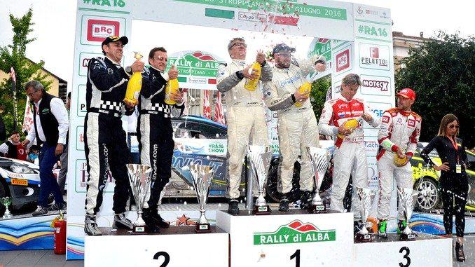 Il Rally di Alba è dolce come il… Miele 21