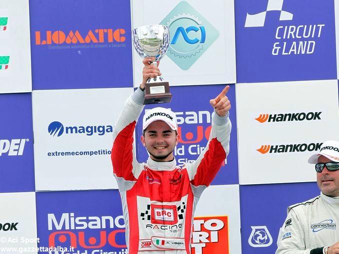 Motori: Viberti e la Brc vincono la seconda gara a Misano 1