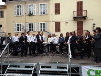 Bra: concerto della banda Giuseppe Verdi