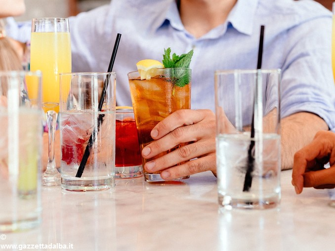 cocktails barman
